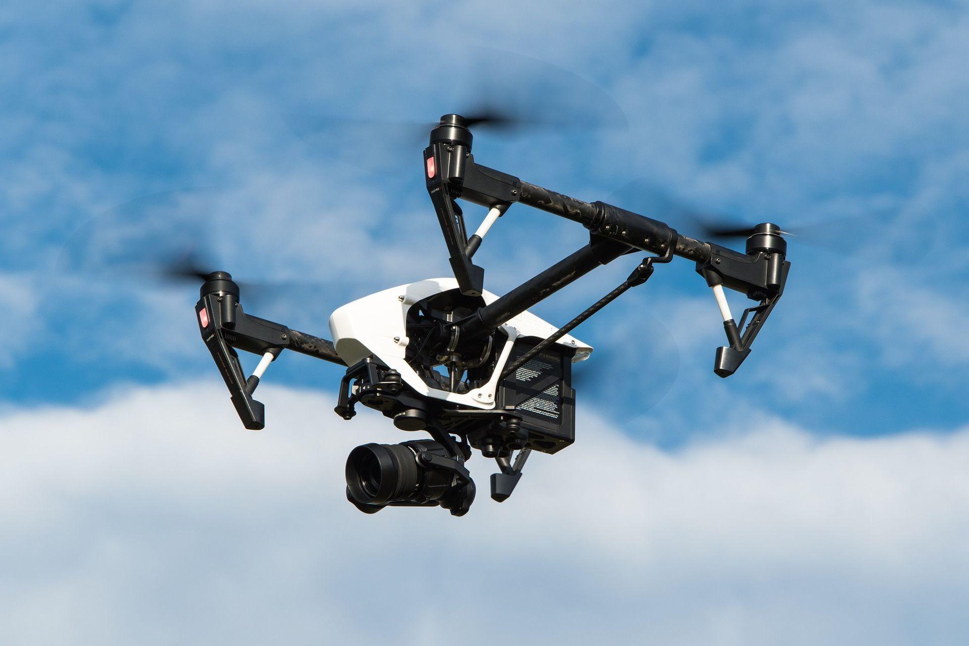 Drohne Test : Drohne für Profis