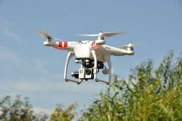 Drohne Test: Beispiel einer Drohne